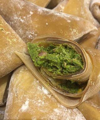 Antep Fıstıklı Muska - lezzet yurdu fıstıklı muska-gaziantep bol fıstıklı muska - Yöresel Muska